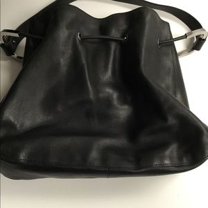 Authentic Gucci Guccissama drawstring shoulder bag